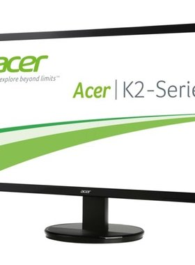 "Monitor Acer KA210HQbd (LED) 20.7"" (53 cm), Format: 16:9, Resolution: Full HD (1920х1080), Response time: 5 ms, Contrast: 100M:1, Brightness: 200 cd/m2, Viewing Angle: 90°/65°, VGA+DVI (DVI w/HDCP), Energy Star 6.0, Acer ComfyView, Acer EcoDisplay, A"