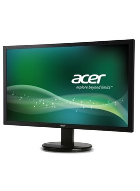 "Monitor Acer K222HQLbd, LED, 21.5"" (55 cm), Format: 16:9, Resolution: Full HD (1920х1080), Response time: 5 ms, Contrast: 100M:1, Brightness: 200 cd/m2, Viewing Angle: 90°/65°, VGA, DVI, Energy Star 6.0, Acer ComfyView, Acer EcoDisplay, Acer Adaptive"