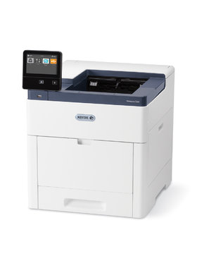 Принтер Xerox VersaLink C500DN, A4, Color Laser Printer, 43 ppm colour and black and white, Up to 1200 x 2400 dpi, Up to 120,000 pages / month, 1.05 GHz Dual-Core / 2 GB, Ethernet 10/100/1000 Base-T, USB 3.0, NFC Tap-to-Pair, 550 Sheet Tray, 150 sheet byp