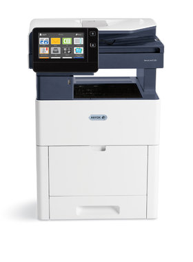 Мултифункционално у-во Xerox VersaLink C505X, P/C/S/F/E-mail, Up to 43 ppm colour and black and white, Up to 120,000 pages / month, 1.05 GHz Dual-Core / 4 GB,  250 GB HDD, Ethernet 10/100/1000 Base-T, USB 3.0, NFC Tap-to-Pair, DADF, Print Resolution Up to