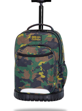 Раница на колела COOLPACK - SWIFT - MILITARY JUNGLE