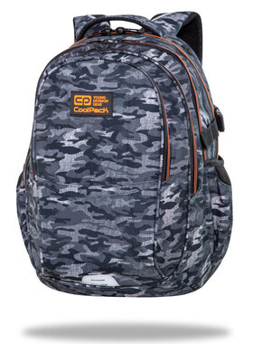РАНИЦА COOLPACK - FACTOR - MILITARY GREY