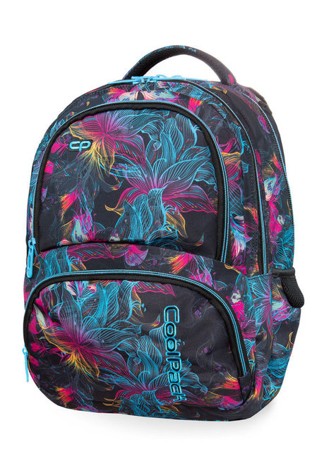 d5e6ff058eb Раница COOLPACK - SPINER - VIBRANT BLOOM - РАНИЦИ ЗА МОМИЧЕТА - ПРО ...