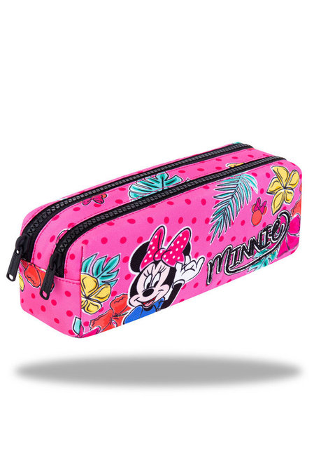 Несесер с два ципа Edge Minnie Tropical