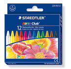 Пастели Staedtler Noris Club 220, 12 цвята
